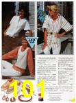 1985 Sears Spring Summer Catalog, Page 101