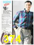 1988 Sears Fall Winter Catalog, Page 374