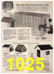 1972 Sears Fall Winter Catalog, Page 1025