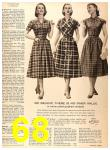 1956 Sears Fall Winter Catalog, Page 68