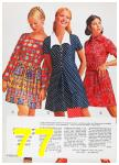 1972 Sears Spring Summer Catalog, Page 77