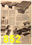 1964 Sears Spring Summer Catalog, Page 852