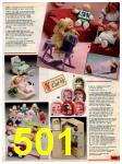 1985 Sears Christmas Book, Page 501