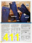 1986 Sears Spring Summer Catalog, Page 411