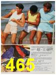 1988 Sears Spring Summer Catalog, Page 465