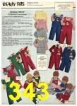 1976 Sears Fall Winter Catalog, Page 343