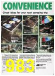 1989 Sears Home Annual Catalog, Page 983