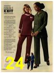 1972 Sears Fall Winter Catalog, Page 24