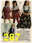 1972 Sears Fall Winter Catalog, Page 287