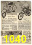 1960 Sears Spring Summer Catalog, Page 1040