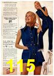 1972 Montgomery Ward Spring Summer Catalog, Page 115