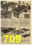 1961 Sears Spring Summer Catalog, Page 709