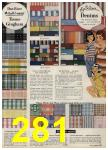 1959 Sears Spring Summer Catalog, Page 281