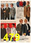 1964 Sears Spring Summer Catalog, Page 479