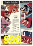 1977 Sears Spring Summer Catalog, Page 998