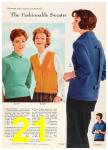 1958 Sears Fall Winter Catalog, Page 21