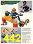 1985 Sears Christmas Book, Page 442