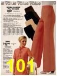 1981 Sears Spring Summer Catalog, Page 101