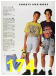 1992 Sears Summer Catalog, Page 174