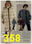 1980 Sears Fall Winter Catalog, Page 358