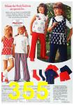 1972 Sears Spring Summer Catalog, Page 355