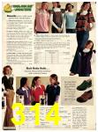 1973 Sears Fall Winter Catalog, Page 314
