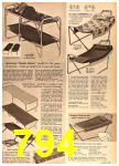 1964 Sears Spring Summer Catalog, Page 794