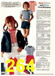 1975 Sears Spring Summer Catalog, Page 264