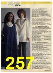 1979 Sears Fall Winter Catalog, Page 257