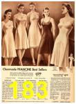 1942 Sears Spring Summer Catalog, Page 183