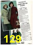 1976 Sears Fall Winter Catalog, Page 129