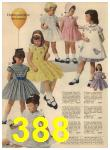 1960 Sears Spring Summer Catalog, Page 388