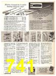 1969 Sears Spring Summer Catalog, Page 741