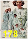 1974 Sears Fall Winter Catalog, Page 178