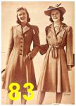 1942 Sears Spring Summer Catalog, Page 83