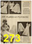 1962 Sears Spring Summer Catalog, Page 273