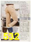 1987 Sears Fall Winter Catalog, Page 532