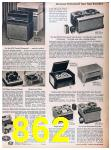 1957 Sears Spring Summer Catalog, Page 862