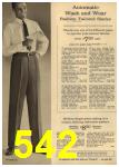 1961 Sears Spring Summer Catalog, Page 542