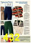 1977 Sears Fall Winter Catalog, Page 432