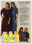 1980 Sears Fall Winter Catalog, Page 321