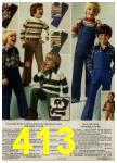 1979 Sears Fall Winter Catalog, Page 413