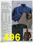 1986 Sears Fall Winter Catalog, Page 496