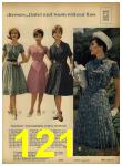 1962 Sears Spring Summer Catalog, Page 121