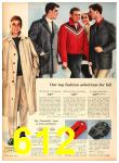 1958 Sears Fall Winter Catalog, Page 612