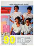 1986 Sears Spring Summer Catalog, Page 90