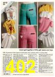 1981 Montgomery Ward Spring Summer Catalog, Page 402