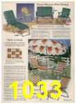 1962 Sears Spring Summer Catalog, Page 1033