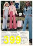 1977 Sears Spring Summer Catalog, Page 399