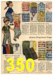 1961 Sears Spring Summer Catalog, Page 350